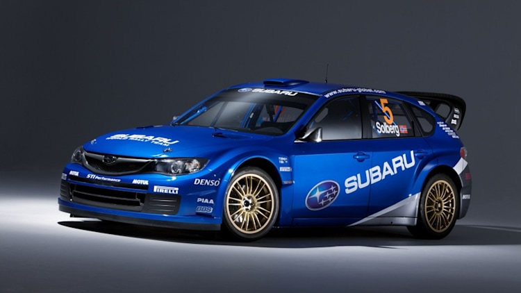 subaru releases specs on impreza wrc 2008 autoblog. Black Bedroom Furniture Sets. Home Design Ideas