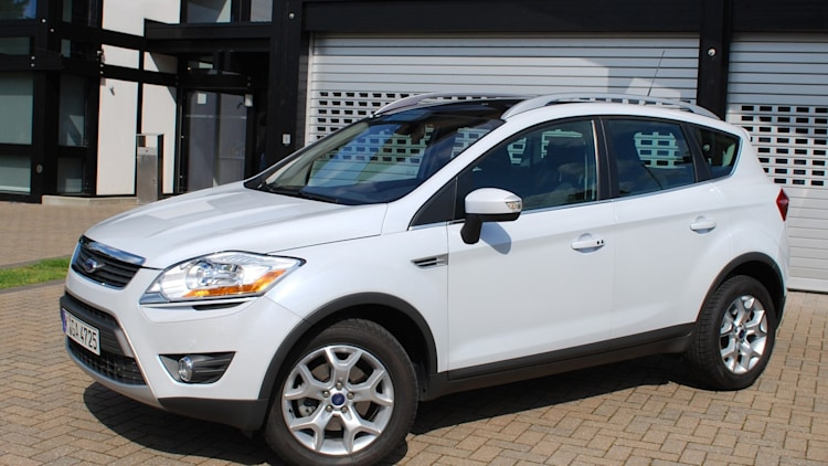report ford dealers say kuga should be named escape in u. Black Bedroom Furniture Sets. Home Design Ideas