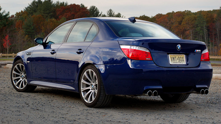 Report Bmw M5 Dropping V10 For Turbo V8 Autoblog