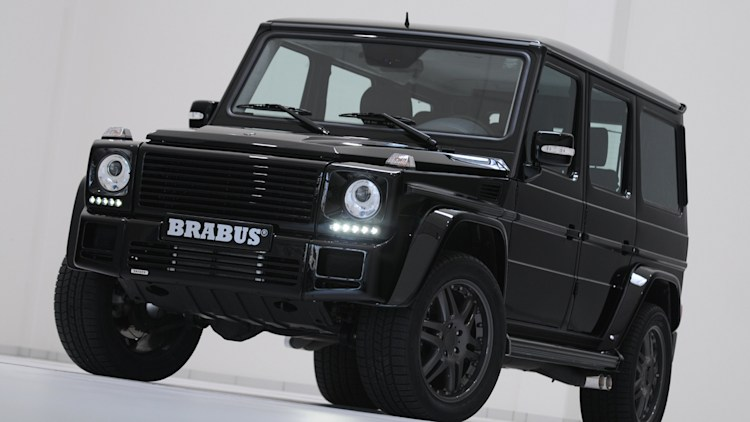 Mercedes benz to shoehorn twin turbo v12 into the g wagen for Mercedes benz v12 twin turbo