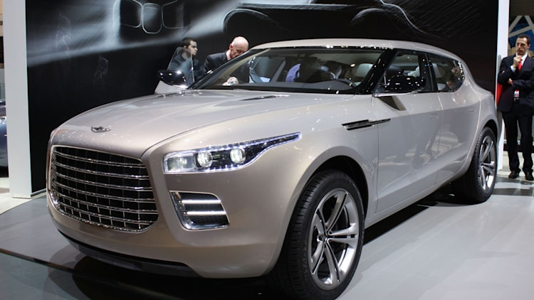 has aston martin abandoned plans for a lagonda suv autoblog. Black Bedroom Furniture Sets. Home Design Ideas