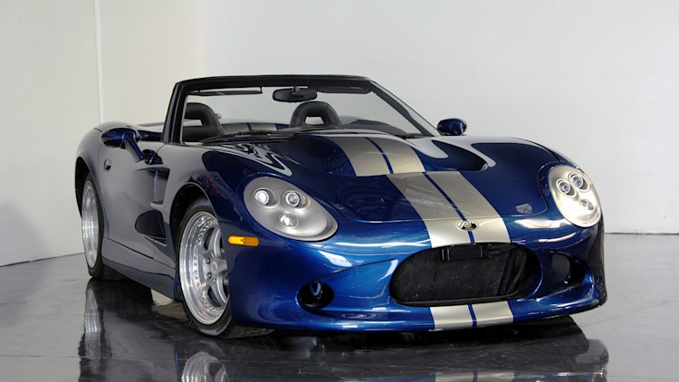 1999 Shelby Series 1 (CSX5004) Start Up, Exhaust, and In Depth ...