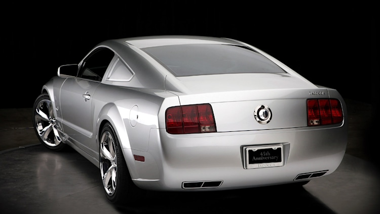 Pony Up Iacocca Mustang priced from 89950  Autoblog