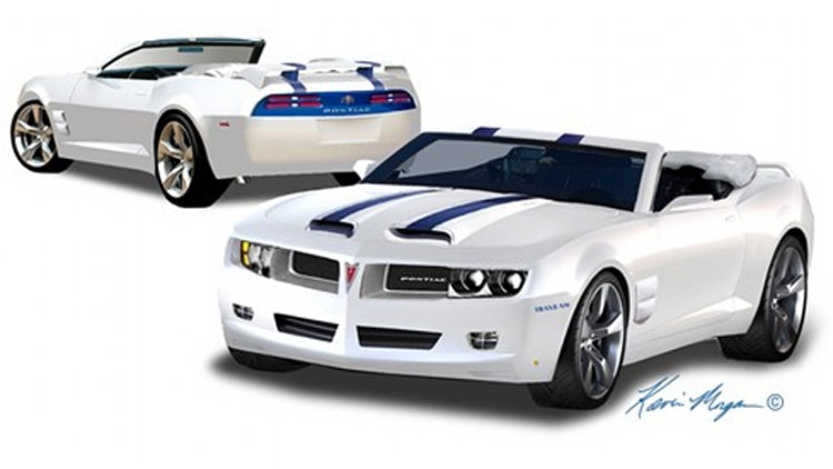 phoenix trans am conversion kit coming for camaro autoblog. Cars Review. Best American Auto & Cars Review
