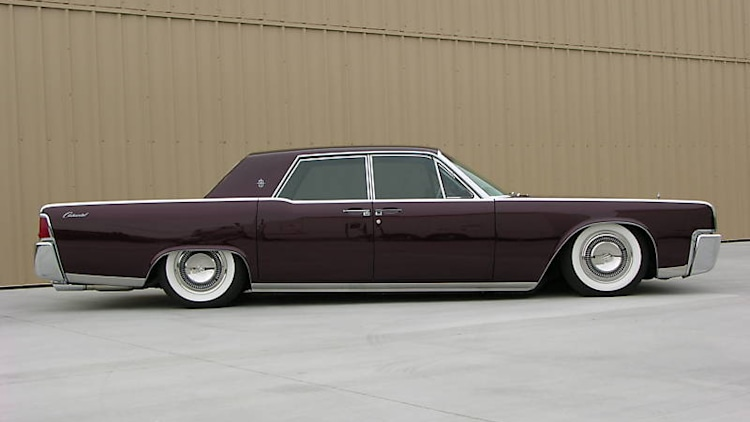 ebay find of the day gorgeous 1964 lincoln continental. Black Bedroom Furniture Sets. Home Design Ideas