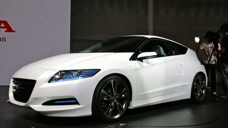 mugen reportedly considering tuning honda cr z autoblog. Black Bedroom Furniture Sets. Home Design Ideas
