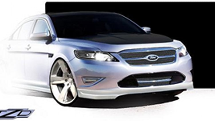 2010 Ford Taurus by Tommy Z Design