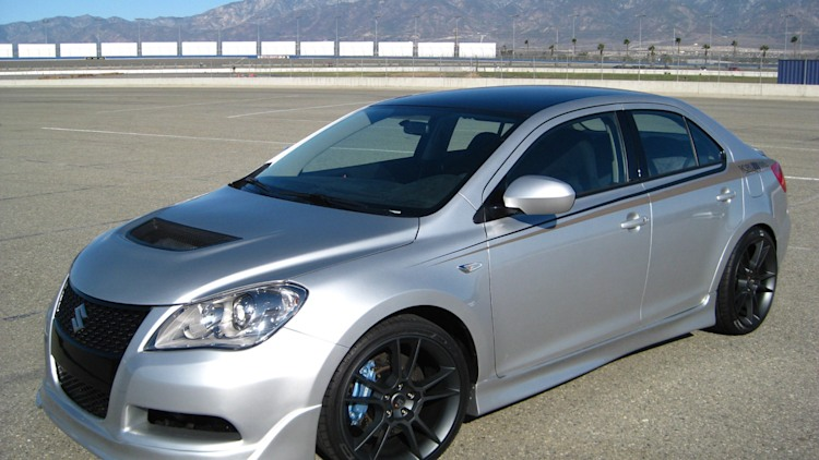 Road Race Motorsport�s Platinum Edition Kizashi