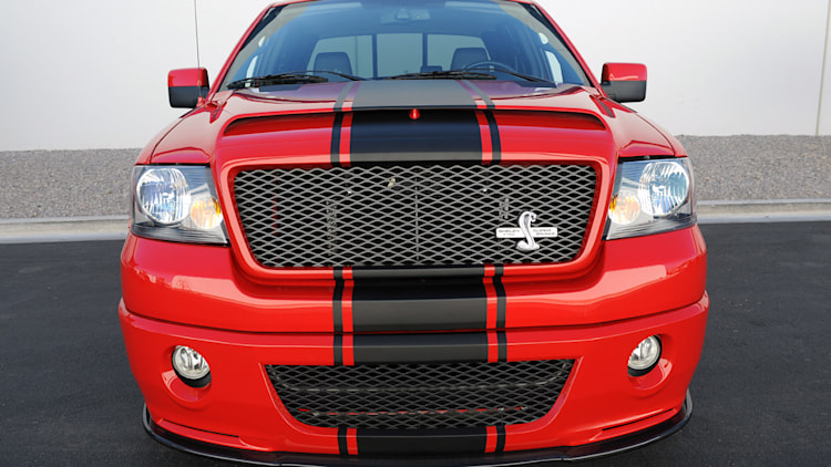Shelby unveils F-150 Super Snake Concept, turbocharged Mustang package ...