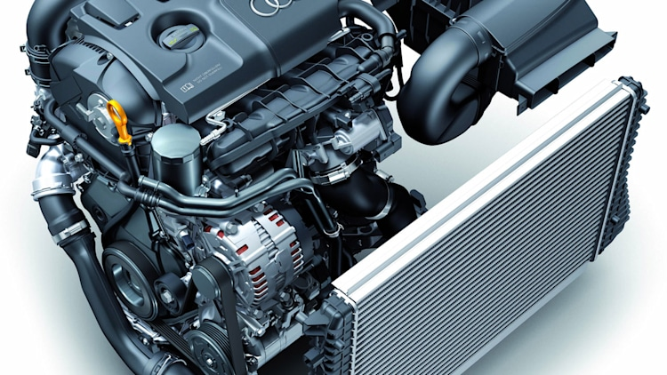 2.0L TFSI Turbocharged DOHC I-4 (Audi A4)