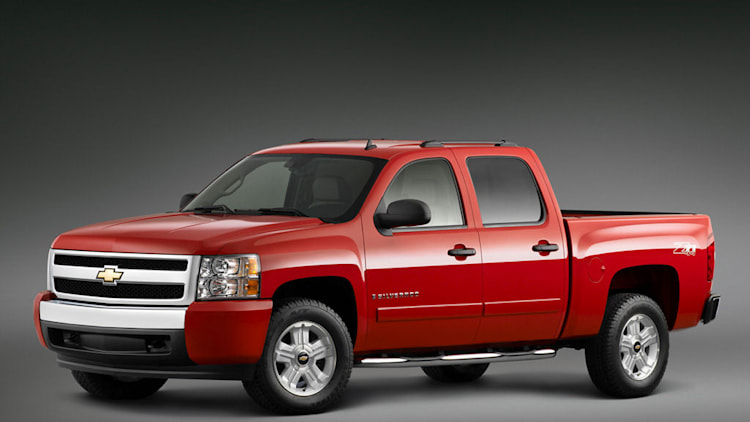 image gallery 2009 chevrolet silverado. Black Bedroom Furniture Sets. Home Design Ideas