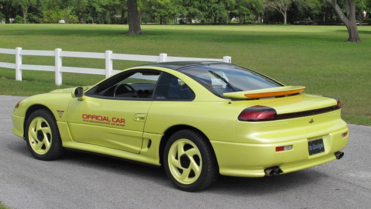 1991 Dodge Stealth Indy 500 Pace Car Photo Gallery - Autoblog