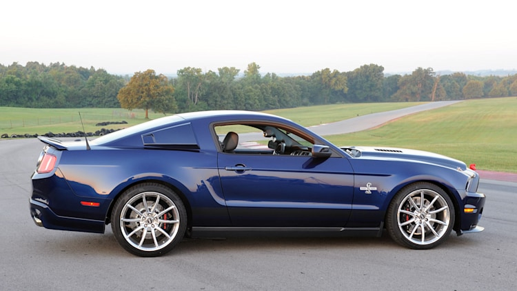 Shelby announces 2011 GT500 Super Snake with up to 800 horsepower