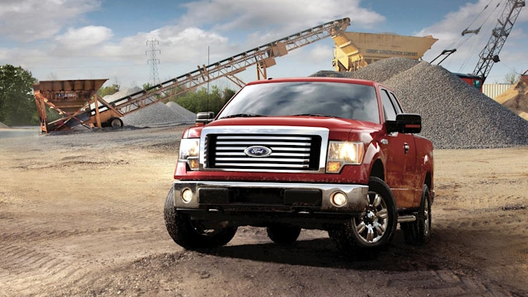 2011 Ford F-150 XLT Chrome Package
