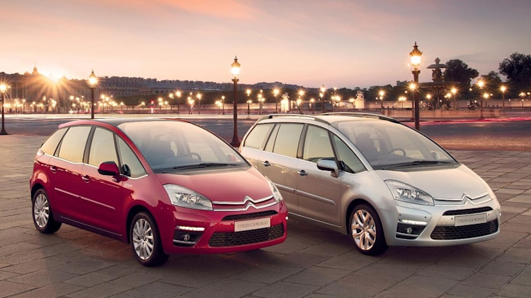 Citroen C4 Picasso and Grand C4 Picasso
