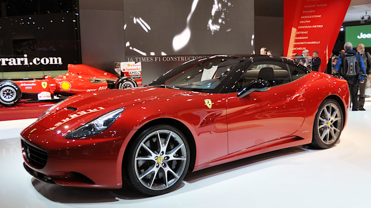 Paris 2010: Ferrari California with HELE System