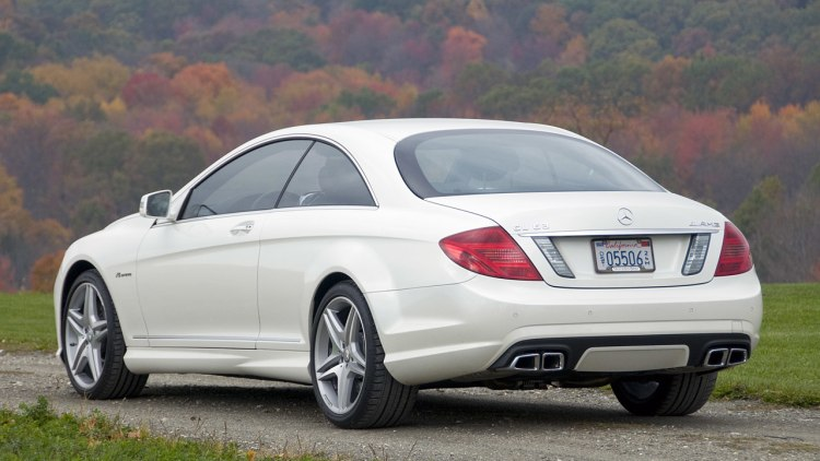first drive 2011 mercedes benz cl63 amg autoblog. Black Bedroom Furniture Sets. Home Design Ideas