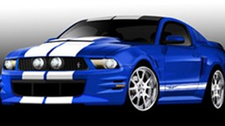 2011 Ford Mustang by Team Baurtwell