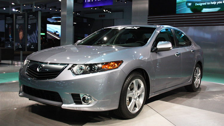 2011 Acura Mdx Review Ratings Specs Prices And Photos
