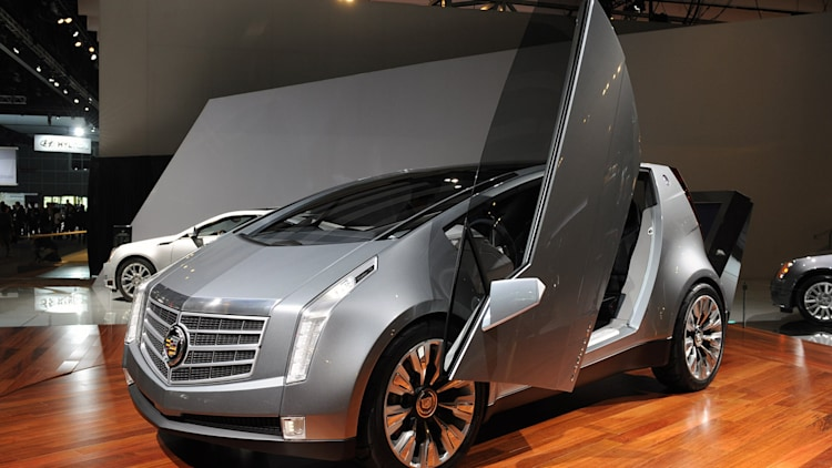 Cadillac Luxury Urban Concept