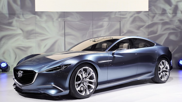 Mazda6 Coupe Coming Along With More Mazdaspeed Models
