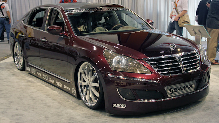 Mummbles Marketing Hyundai Equus