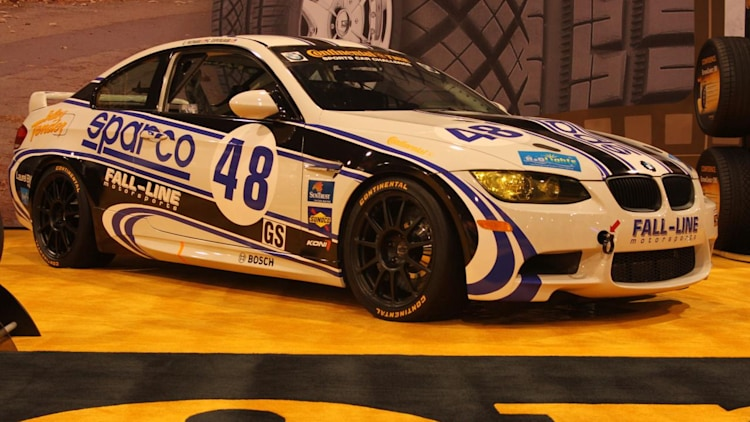 Continental Tire Sports Car Challenge BMW M3