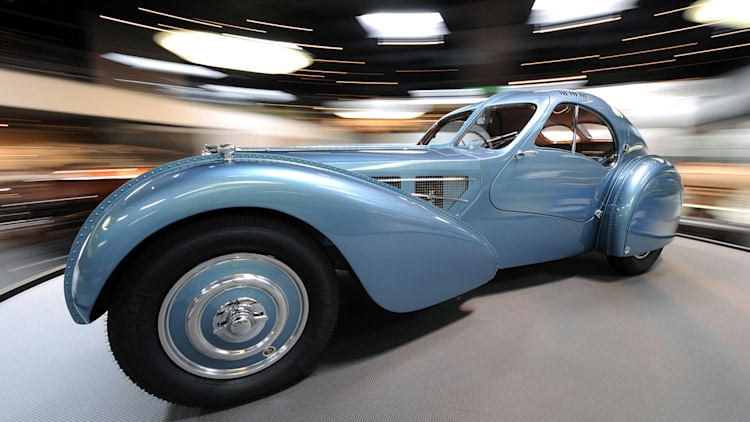 1937 Bugatti Type 57SC Atlantic