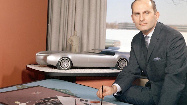 Chuck Jordan, GM Vice President of Design