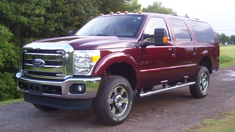 Ford Excursion lives Get your 2011 model right here  Autoblog