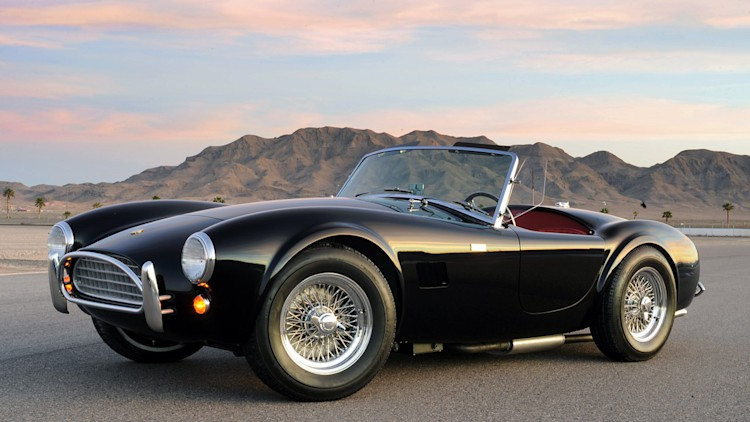Shelby 50th Anniversary Cobra