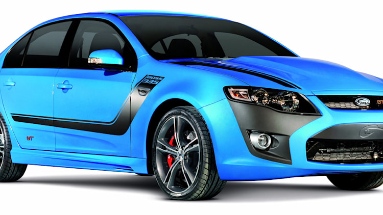 Ford Falcon Boss 335