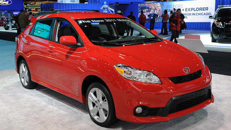 2011 Toyota Matrix
