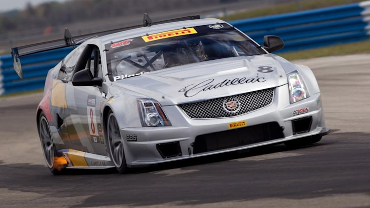 Cadillac CTS-V Coupe Race Car at Sebring