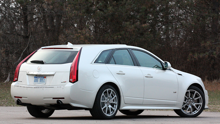 2011 cadillac cts v sport wagon 2011 cadillac cts v sport wagon rear 3. Cars Review. Best American Auto & Cars Review