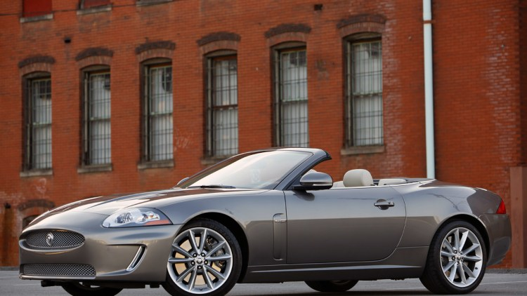 2011 Jaguar XKR Convertible