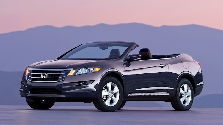 Honda Accord Crosstour Cabriolet