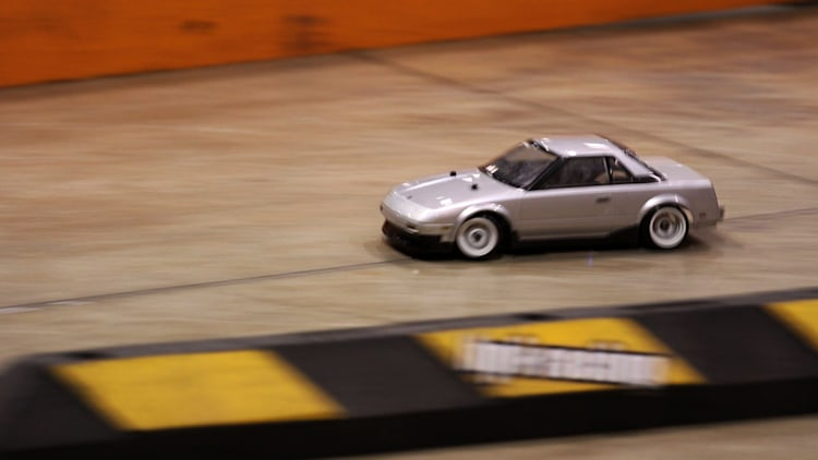 RCX 2011: Remote Control Drift Cars