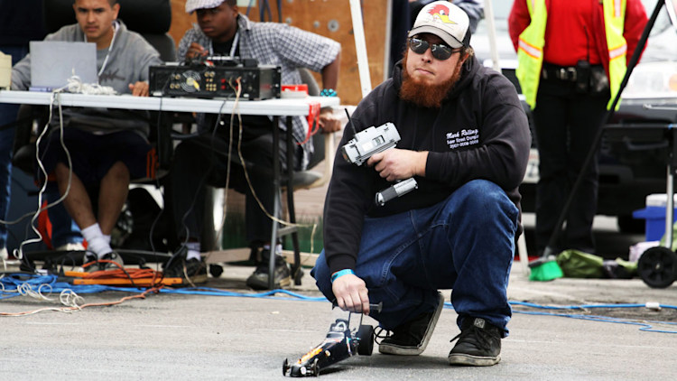 RCX 2011: Remote Control Drag Racing
