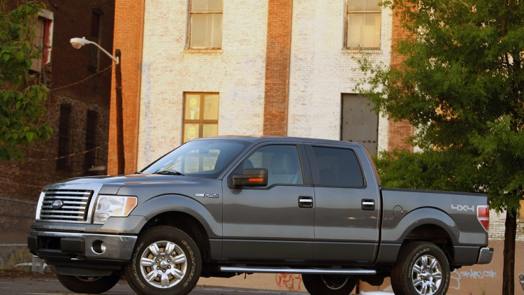 2011 Ford F-150 4x4 SuperCrew