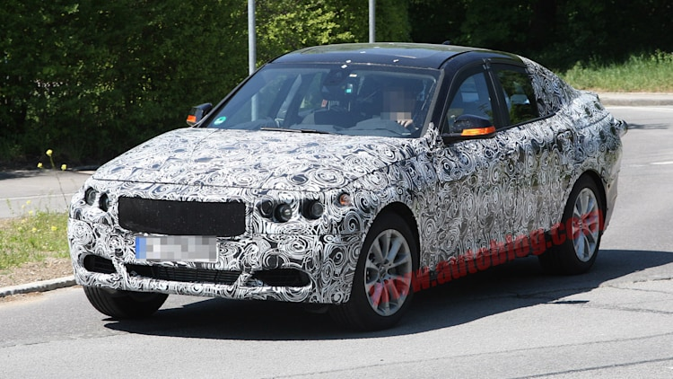 BMW 3 Series GT: Spy Shots