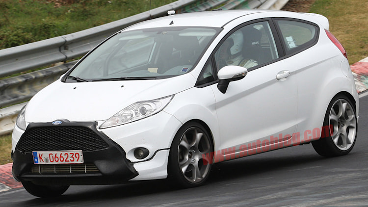 Ford Fiesta ST: Spy Shots