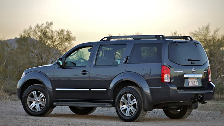 Nissan Dealership Indianapolis >> Used 2011 Nissan Pathfinder Review Ratings Edmunds | Autos Post