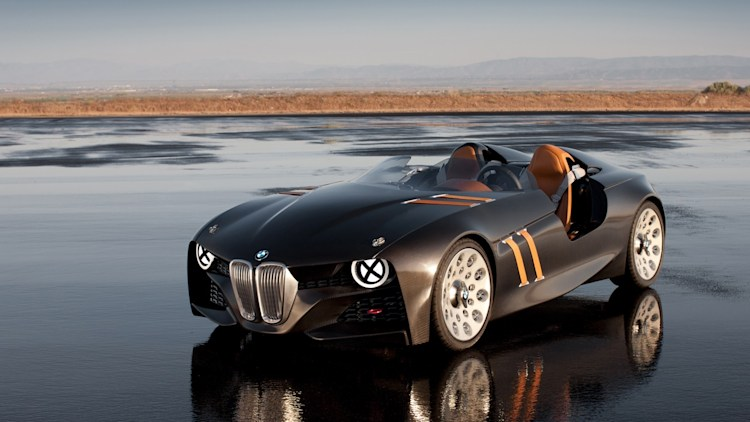 Bmw 328 hommage unveiled to celebrate 75th anniversary of original