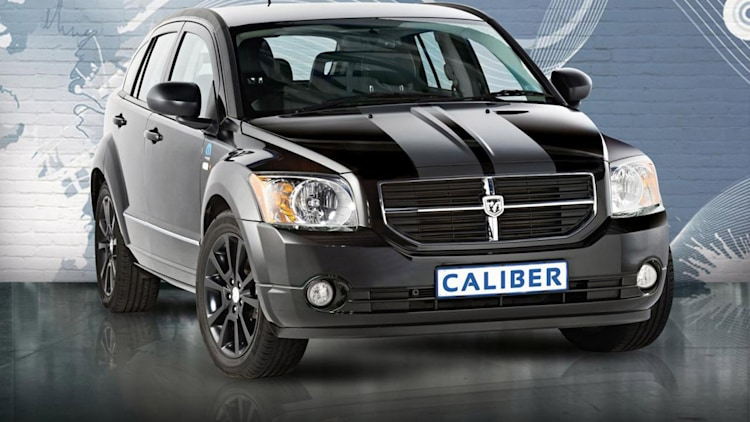 Dodge Caliber Mopar Edition