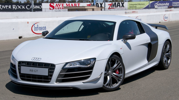 2012 Audi R8 Gt W Video Autoblog