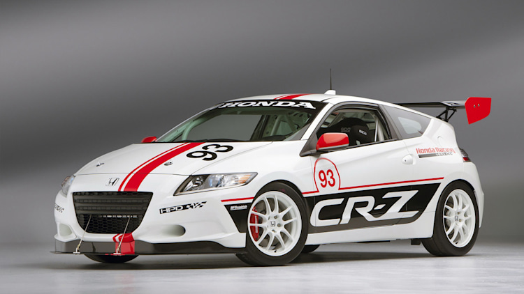 Honda Performance Development CR-Z