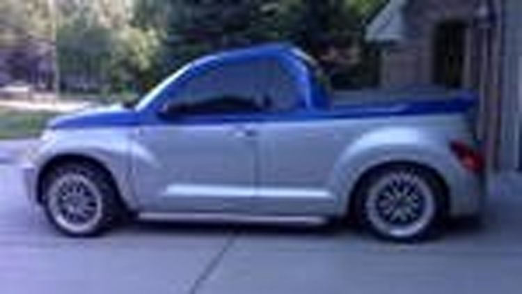 Chrysler Pt Cruiser Rt 10 Custom Pickup Photo Gallery