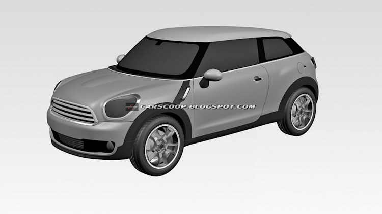 Mini Paceman Patent Filings