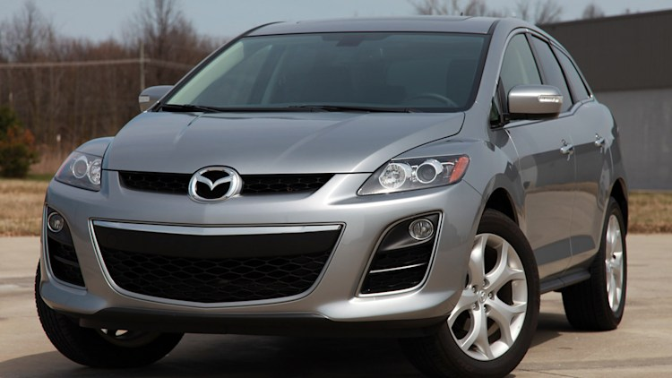 Mazda CX-7 leaving the U.S. market after 2012 - Autoblog